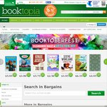 Booktopia Booktober Fest Sale + Free Shipping (E.g. Jane Lynch- Happy Accidents $4.35 Delivered)