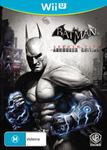 Wii U Batman Arkham City: Armoured Edition $12 @ EB Games