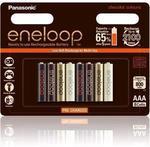 Panasonic AAA Eneloop Chocolat 8pk $19.59 Shipped @ FreeShippingTech