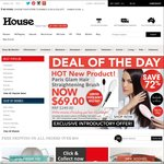 Free Shipping & up to 75% off Sale Items (from $1) @ House