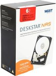 6TB HGST NAS Hard Drive $326 AUD Shipped from Newegg