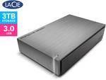Lacie 3TB Porsche Design USB 3.0 Desktop Drive $118.30 (+Shipping $9.95*) @ COTD + More
