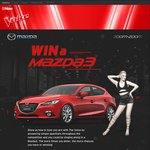 Win a Mazda3 SP25 Astina Car (Valued at $41,000) from Ninemsn (Daily Entry)