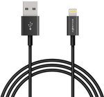 BlitzWolf Lightning to USB Cable for iPhone 6/6+/5/5S etc - USD $5.89 (~AUD $8.20) Shipped Banggood