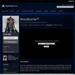 [US] PS4 Exclusive Half Priced (US$20 / ~AUD$27) - Bloodborne, TLOU, Until Dawn