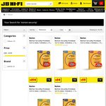 $40 Cashback on Norton Security Premium - JB Hi-Fi - 5 Devices ($44) or 3 ($29) - $20 Cashback on 2 ($35) or 1 ($26) Device