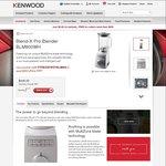 Kenwood Blender X Pro $449 -> $199 with $250 Discount @ Kenwood World