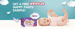Free Babylove Wriggler Nappy Pants Sample
