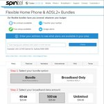 Spintel ADSL 2+ Urban Bundle 500GB $49.95/M (Monthly Contract, No Set Up Fees, Line Rental Included)