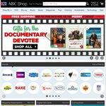 15% off Site Wide ABC Shop Online @ Abcshop.com.au