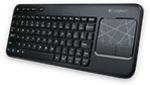 Logitech K400r Wireless Touch Keyboard $36 & Logitech X100 Wireless Speaker $23 @ EB Games