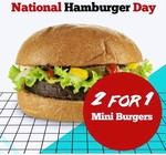 2 for 1 Mini  Burgers Today @  Lord of the Fries