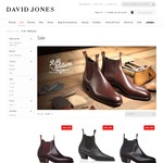 30% off R.M Williams Selected Boots $346.50 @ David Jones