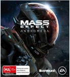 [PS4/ XB1] Mass Effect Andromeda $40 @ Harvey Norman Click & Collect