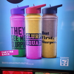 Large Water Bottle (Includes Slurpee) for $5 + $1 Refills @ 7-Eleven