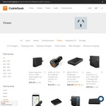CableGeek: 20% off All USB-C Chargers (Anker/AUKEY/Mophie) + Free Shipping
