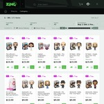 BOGOF on Sale Items @ Zing Pop