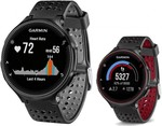 Garmin Forerunner 235 (Black/Grey & Red) $247 (RRP $469) @ Harvey Norman