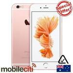 Apple iPhone 6s 16GB (Gold & Rose Gold) $499 Shipped @ Mobileciti eBay