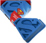Superman - Logo Silicone Cake Mould $6.25 + P&H - EB Games