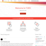 New TelstraDev Portal - 1000 SMS/MMS for Free