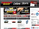Supercheap Auto 10-50% off Storewide
