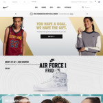 20% off Sitewide @ Nike (Coupon Code Updated)