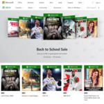 [XB1] Back to School Sale: Deus Ex: Mankind Divided $7.99, Just Cause 3 $7.99, Tomb Raider: Definitive Edition $5.99 + More