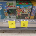 (Wii U) Yoshi's Woolly World Amiibo Bundle, Animal Crossing: Amiibo Festival Bundle $20 EACH @ Big W Auburn (NSW) (Nationwide?)
