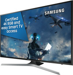 "Samsung 55"" UHD LED LCD Smart TV UA55MU6100WXXY $895.50 @ The Good Guys"