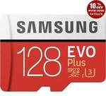 Samsung 128GB Evo+ Micro SD Card $45.85 Delivered @ Flash Pro on eBay