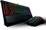 Razer Chroma Blackwidow V2 + Razer Mamba Mouse - $239 + Delivery @ PCCG