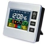 LCD Backlit Temperature/Humidity Monitor Alarm Clock $4.99 US (~$6.70 AU) Delivered @ Zapalstyle