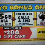 Port Your Number to Telstra on $49 BYO 12 Month Plan and Receive $400 Discount on any iPhone 8  @ JB Hi-Fi