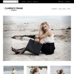 Sale extended 50-70% off All Handbags & Wallets Storewide + Delivery Included @ Clarence Frank Australia