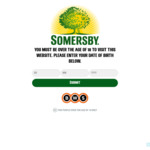 Somersby Cider 375ml $15 for 10 Pack via BWS Redemption (First 15000 Only)