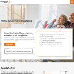 $100 Coles Myer Gift Card for New Combined Home and Contents Insurance with Australian Unity
