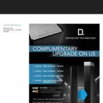Complimentary Speaker Upgrade (e.g. BP9040 Pair of Bipolar Speakers for $1,795) @ Definitive Technology