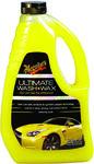 Meguiar's Ultimate Wash & Wax 1.42L $19, Mothers California Gold Carnauba $19, Bucket & Sponge Combo $2 @ Supercheap Auto