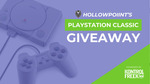 Win 1 of 5 PlayStation Classic Consoles Worth $149.99 from KontrolFreek LLC