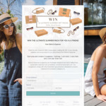 Win Two Summer Prize Packs Worth $1,220 from Sticks & Sparrow