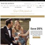 AmEx Statement Offer - Spend $300 Get $50 Back @ David Jones (Valid 2 Times)