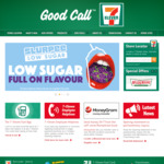 FREE 250ml Organics by Red Bull @ 7-Eleven via App