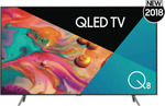 "Samsung QA65Q8FNAWXXY  65""(165cm) QLED UHD Smart TV $2,636 + Delivery or Free Click & Collect @ The Good Guys eBay"