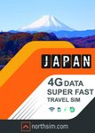 Japan 4G Travel SIM Cards $10 off ($19.95 for 7 Day Japan Travel SIM Card) Free Shipping @ NorthSIM