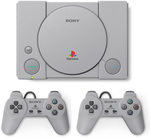 PlayStation Classic Console $75.65 + $4.95 Delivery @ eBay US EB Games AU