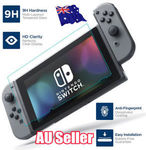 Nintendo Switch Tempered Glass Screen Protector $0 Delivered @ Alwaystobebetter_comeon eBay