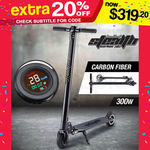 Bullet Stealth 300W Electric Scooter $319.20 Delivered @ Mytopia eBay Store