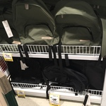 [Limited Stock] Crumpler Content Backpack Black or Green $9 @ Officeworks