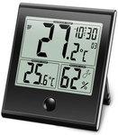 Digoo Weather Station DG-TH1180 Multifunction with Outdoor Sensor US $5.49 (~AU $7.94) @ Banggood